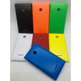 Tampa Traseira Microsoft Nokia Lumia 435 Qualidade A Melhor