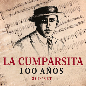 Cd Triple- La Cumparsita 100 Años