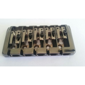 Ponte Para Baixo 5 Cordas Cosmo Black 19mm Bb405
