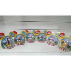 Figuras Club House Mickey Mouse Disney Junior - July Toys