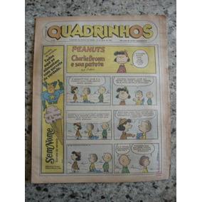 Hq Revista Caderno De Quadrinhos 364 1983 - Cod.24/04/17-055