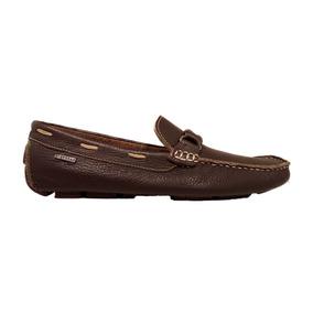 Mocasín Hombre Cuero Driver Storkman Precio Off Shoestore