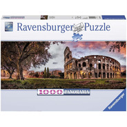 Puzzle 1000pz Coliseo Al Atardecer -ravensburger 150779