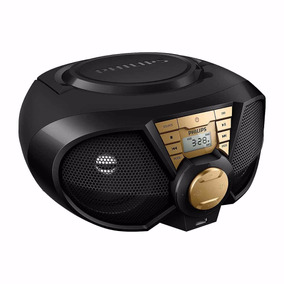 Rádio Micro System Cd/usb/fm/am Px3115gx Boombox Philips Nfe