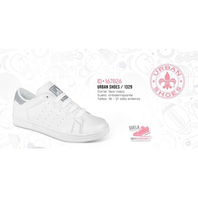 Tenis Escolar Para Niña 167826 Urban Shoes Price