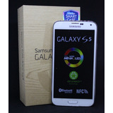 Celular Smartphone Samsung Galaxy S5 -16 Gb - Remate Nuevo