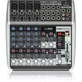 Mesa De Som Xenyx Qx1202 Usb Behringer Qx1202 Usb