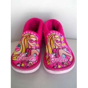 Pantuflas De Nena Barbie