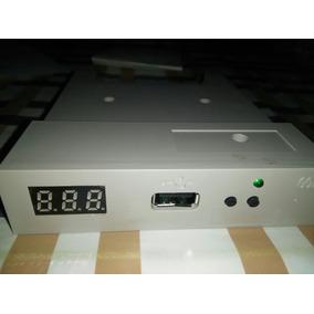 Emulador De Disquetera Floppy Usb Cnc Sfr1m44