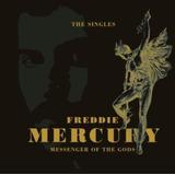 The Singles Freddie Mercury Messenger Of The Gods Cd