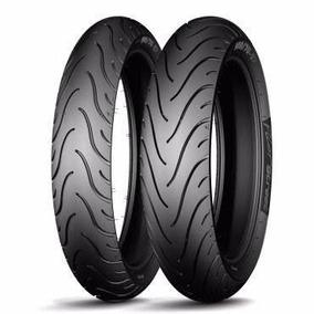 Par De Pneu Michelin Para Biz 100 125 150 Honda