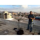 Instalación Y Alineación De Antenas Satelitales Banda C Y Ku