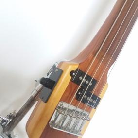 Contra Baixo Upright Luthier.