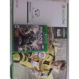 Xbox One S Incluye Gears 4 Perfecto Estado 5 Meses De Uso