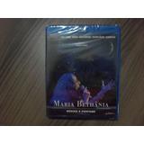 Blu-ray Maria Bethânia Música É Perfume Produto Lacrado