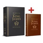Bíblia De Estudo King James Atualizada + Bíblia King James