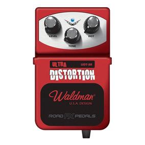 Pedal De Distorção Waldman Para Guitarra Udt 3r