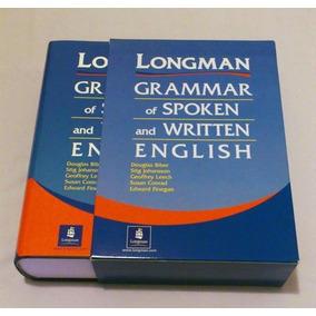 Longman Grammar Of Spoken And Written English - Gramática