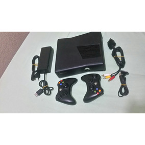 Xbox 360 Slim, Desbloqueado, Joga Online.