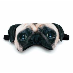 Antifaz Para Dormir 3d Perro / Ojos Tapa Descanso Gora Gora