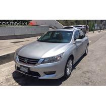 Honda Accord 4p Exl Sedan V6 Piel Abs Q/c Cd Cvt Nav 2013