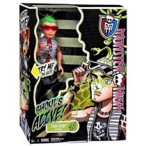 Boneca Monster High Deuce Gorgon Monstrinhas Vivas - Mattel