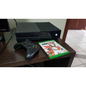 Xbox One 500gb Fat + Nba2k18 + 1 Mês Ea Access+14 Dias Gold