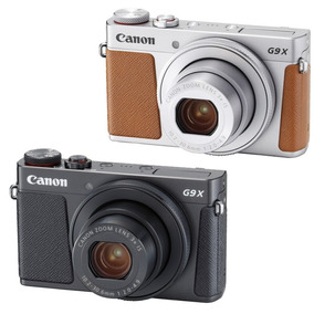 Câmera Digital Canon Powershot G9x Mark Ii 20mp Full Hd Wifi