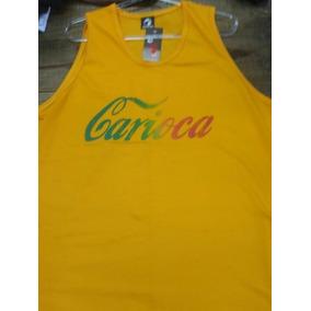 Camiseta Regata Mahalo - Camisetas e Blusas no Mercado Livre Brasil 80615d95b27
