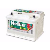 Bateria Heliar 60ah Com 2 Anos De Garantia Polo + Direito
