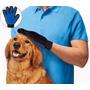 Guante Para Cepillar Mascotas True Touch Perro Gato Envi Gra