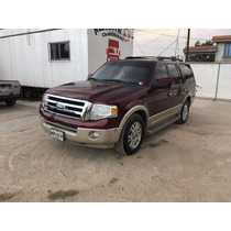 Ford Expedition King Ranch 2009 Blindada Nivel 3 Plus