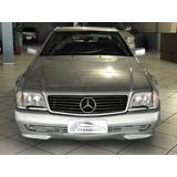 Mercedes Benz Sl 300 3.0 1993 Prata - Dasauto
