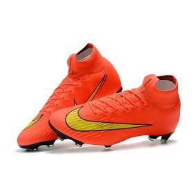 17a66813de5eb Mercurial X Risa Adultos Campo Nike - Chuteiras no Mercado Livre Brasil