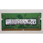 Memoria Ram 8 Gb Pc4-2400t  Sodimm Pc4-19200  Varias Marcas