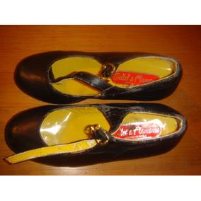 Zapatos Para Ballet Y Flamenco Talla 28