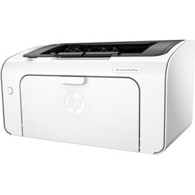 Impresora Hp Laser Monocromatica M12w Wifi Usb Negro Toner