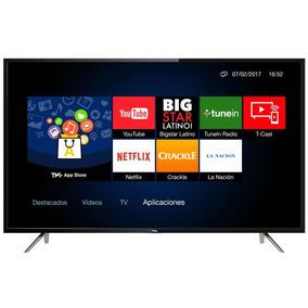 Smart Tv 40 Tcl Full Hd Quad Core Netflix