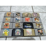 Cartuchos Nintendo 64 N64 Elige 3 Por 600 Con Envio Express