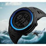 Reloj Impermeable Para Hombres Para Deportes Digital