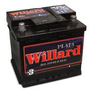 Bateria Auto Willard Ub670 12x55  Alta Envio Caba Gratis