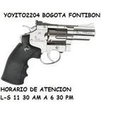 Revolver Dan Weason 2.5 Co2,pistola,walther,katana Beretta