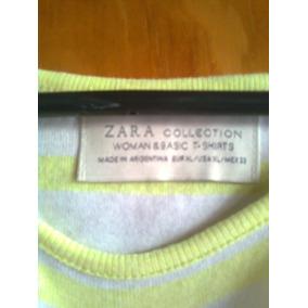 Lote Blusa,remera Y Musculosa Zara Mujer(en Lomas De Zamora)