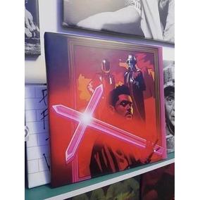 Cuadro The Weeknd Musica Genial 30x30cm Somos Local Envios