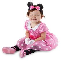 Disfraz Minnie Mouse Bebe Disney Store Vestido Mimi