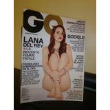 Lana Del Rey Gentlemen Quarterly Marzo 2013 Moda Cambio