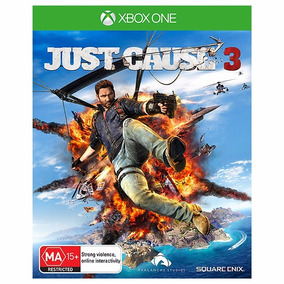 Jogo Just Cause 3 Xbox One Midia Digital