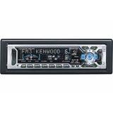 Estereo Cassette Kenwood Krc535 Y Caja De Cd Excelon Japon