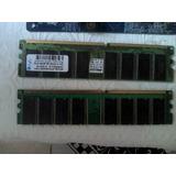 Memória Ram Ddr1 512mb Pc-3200 Usada Para Pc Desktop