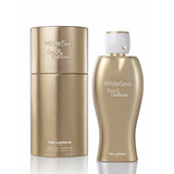 Perfume Mujer White Soul Gold & Diamonds Ted Lapidus X 100ml